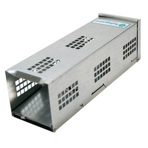 Safeguard� 53070 Galvanized Rodent Trap 53070